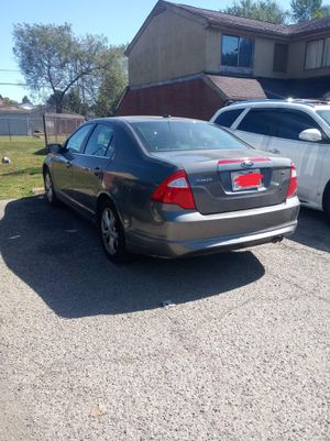 2012 Ford Fusion SE for Sale in Newark, OH