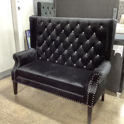 NEW BLACK SOFA for Sale in Las Vegas,  NV