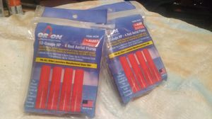 Red aerial flares 12 gauge two packs of four for Sale in Spokane, WA