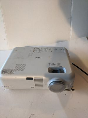 NEC TV 46 Video Projector for Sale in Redlands, CA