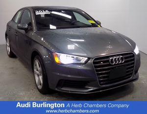2016 Audi A3 2.0T Premium Sedan for Sale in Burlington, MA