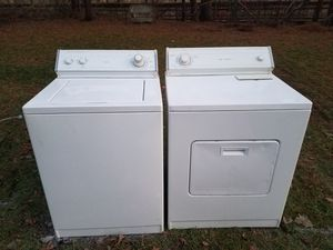 Whirlpool Washer and Dryer Free Delivery and Install for Sale in Knightdale, NC