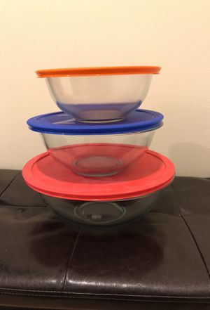 Pyrex Glass Bowls for Sale in Germantown, MD