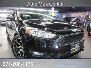 2016 Ford Focus for Sale in  Manassas, VA