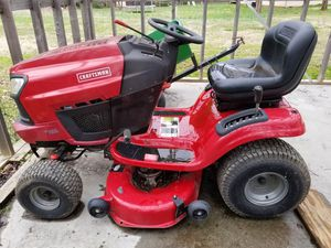Craftsman riding mower for Sale in Thomasville, NC