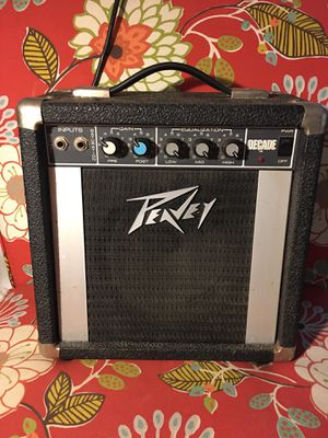 PEAVEY DECADE GUITAR AMP for Sale in Beaverton, OR