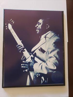 9x12 Albert king wall art for Sale in Downey, CA
