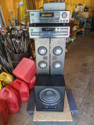 Niles Home Theater Speakers for Sale in Cape Coral, FL