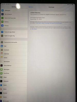 Apple iPad pro 12.9 3rd generation WiFi + Cellular ( Unlocked ) for Sale in Washington, DC