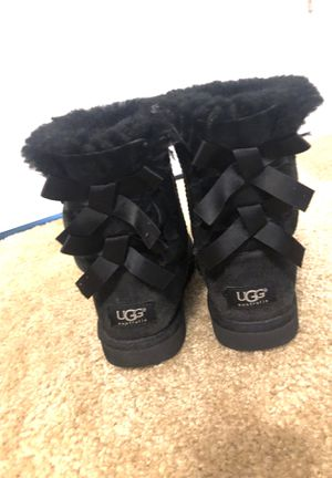 Ugg boots black for Sale in Boca Raton, FL