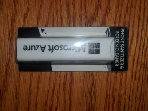 Microsoft phone screen cleaner and sanitizer! 50% off!! for Sale in North Tonawanda, NY