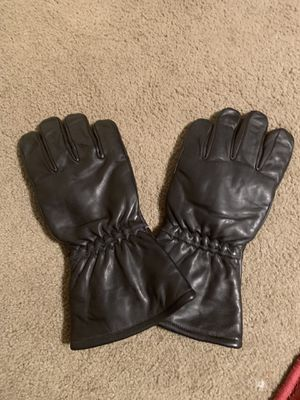 New large leather gloves for Sale in El Cerrito, CA