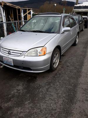 Honda civic 2002 ex 1.7l sedan for Sale in Sedro-Woolley, WA