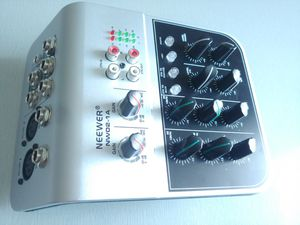4 channel portable mixer for Sale in Las Vegas, NV