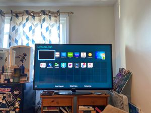 """Samsung 50"""" Smart TV for Sale in Stoughton, MA"""
