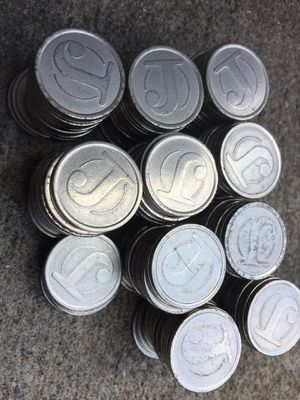 Tokens para traga monedas for Sale in South Gate, CA