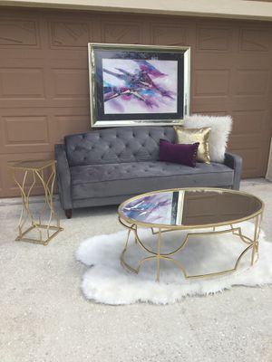 Everything in pictures sell all together ! Coffee table has small scratch nothing a vase or table decor can't hide for Sale in Poinciana, FL
