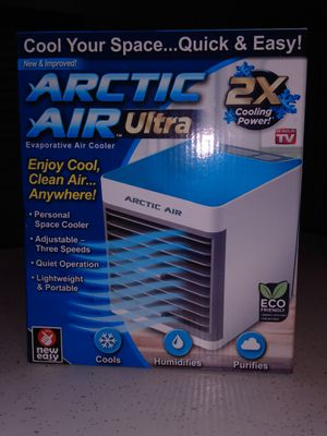 Air, purifier, humidifier, cooler, kill the germs cleans the air around you, brand new in box never opened $30 it cost more in the store for Sale in Winter Haven, FL