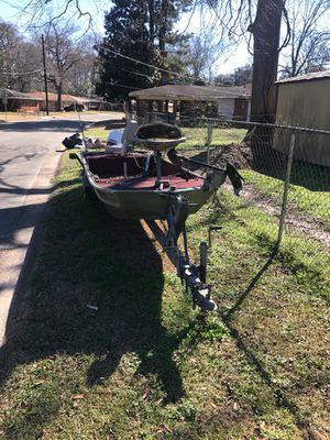 Boat, Motor & Trailer for Sale in Alexandria, LA