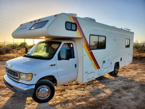 Rosita 2000 Tioga Class C Ford E450 Newly Updated Low Use for Sale in Chandler, AZ