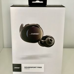 SEALED Bose SoundSport Free True Wireless Earbuds for Sale in Queens, NY
