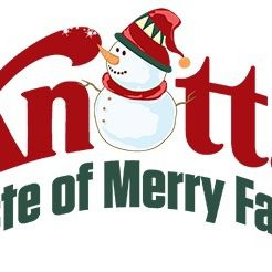 Knott's Taste Of Merry Farm 12/4 Tickets (2 Adult) for Sale in Santa Ana, CA