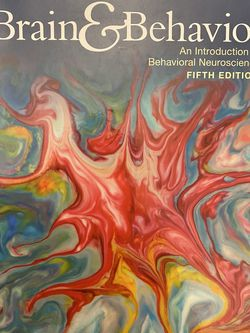 Physiological Psychology Textbook, Barely Used for Sale in Los Angeles,  CA