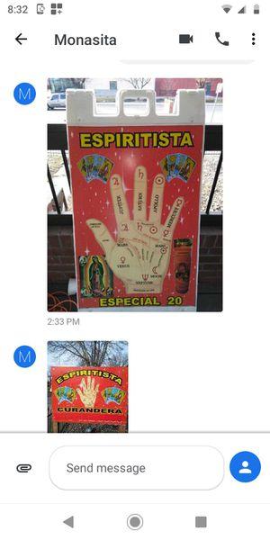 Espiritista for Sale in Denver, CO
