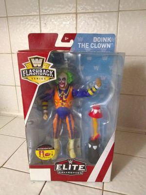 Wwe Doink The Clown Elite Flashback Series Brand New for Sale in Fresno, CA
