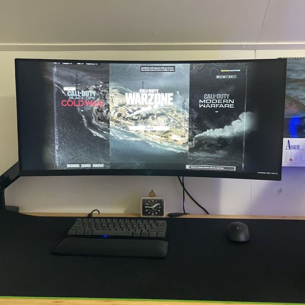 """Acer 34"""" Ultra wide 1440p Monitor"""
