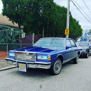 1987 Chevy Caprice for Sale in Pawtucket, RI