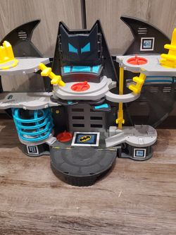 Fisher Price Imaginext DC Super Friends Batcave Bat for Sale in Crofton,  MD