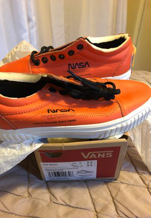 Nasa x Vans collab for Sale in Hollister, CA