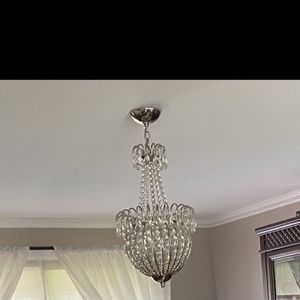 Beautiful Stunnibg Crystal Chandelier for Sale in Newburyport, MA