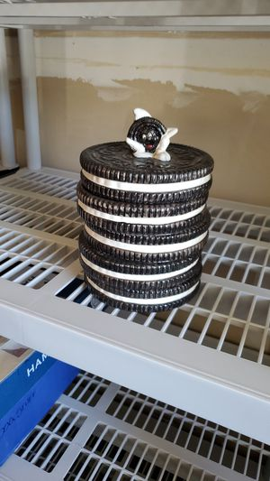 Oreo collectible cookie jar for Sale in Fresno, CA