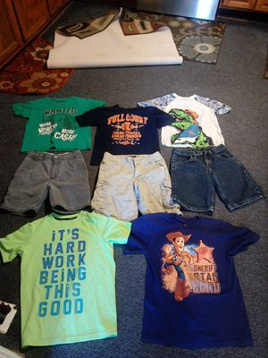 Kids clothes size 8 for Sale in Hampton, VA
