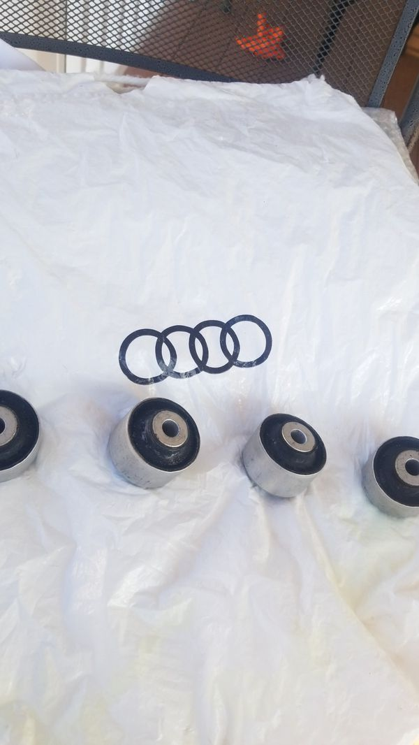 Audi S5 front bushings