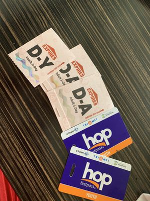 TriMet hop pass for Sale in Portland, OR
