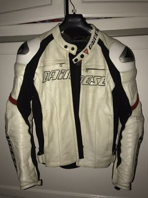 Dainese Leather Motorcycle Jacket for Sale in Los Angeles, CA