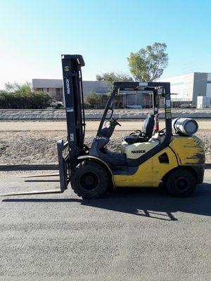 Hamech 6500lb Pneumatic Forklift for Sale in Phoenix, AZ