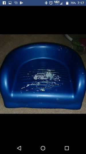 BabySmart Cooshee Booster Seat Classic for Sale in Pittsburgh, PA