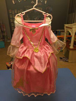 Disney princess Sleeping Beauty Aurora dress costume 3T for Sale in Gilbert, AZ