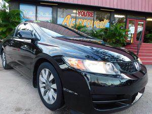 2009 Honda Civic Cpe for Sale in Tampa, FL