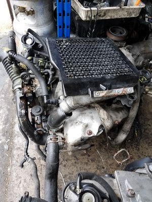 ENGINE 2.3 mazda turbo CX5 Y CX7 for parts #786=366=5044 for Sale in Miami Gardens, FL