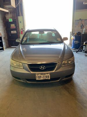 2006-2010 2009 2008 HYUNDAI SONATA Door Hood Bumper Trunk Headlight Tail light Mirror Engine Motor Transmission Seat Wheel Rim other parts for Sale in Irving, TX