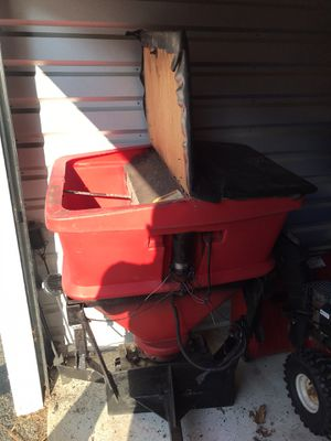 Salt machine for cars for Sale in Dracut, MA