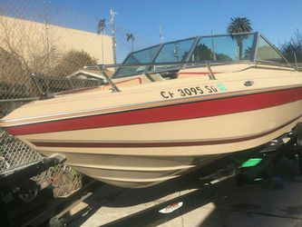 1987 Seaswirl Sierra II 18' for Sale in Los Angeles,  CA