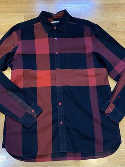 Burberry Brit Men's L Nova Check Shirt for Sale in Milwaukie,  OR
