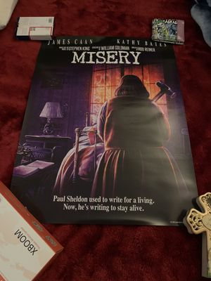 Misery for Sale in Milpitas, CA