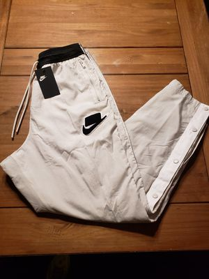 NIKE SPORTSWEAR WOVEN BONE TEARAWAY JOGGER PANTS MENS...SZ MED...BNWT for Sale in Bakersfield, CA